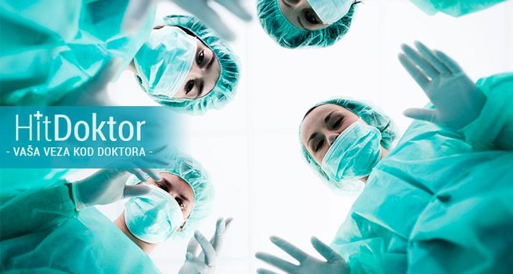 20% popusta za operaciju hemoroida najnovijom THD metodom