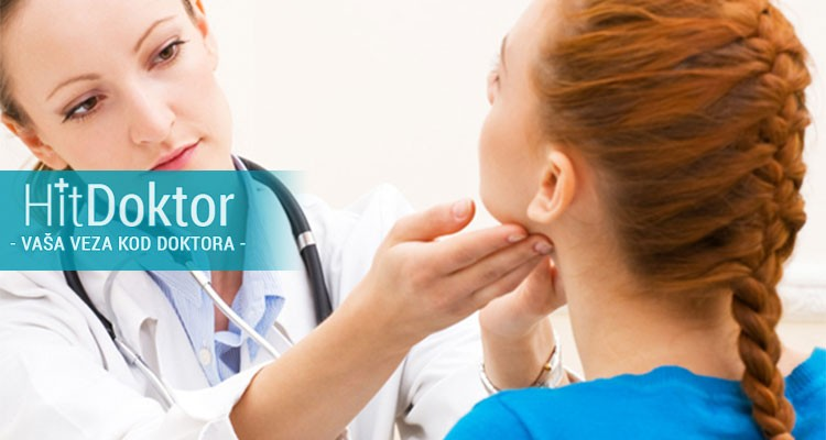 2590 rsd za ultrazvuk štitne žlezde i hormone T3, T4 i TSH u poliklinici Gracia Medika