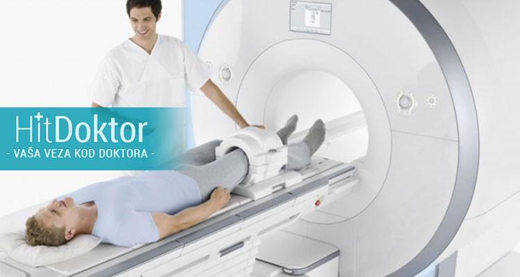 Magnetna rezonanca (MRI) glave SA KONTRASTOM + GRATIS ultrazvuk jedne regije po izboru za samo 13050 rsd