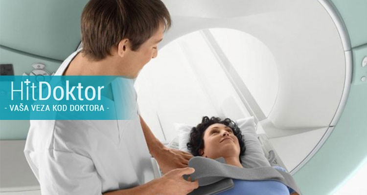 Magnetna rezonanca (MRI) glave + GRATIS ultrazvuk jedne regije po izboru za samo 9855 rsd