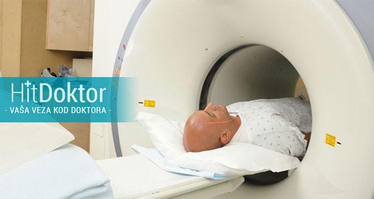 Multislajsni skener (CT) glave SA KONTRASTOM u Eurodijagnostici + GRATIS ultrazvuk regije po izboru za samo 6705 rsd