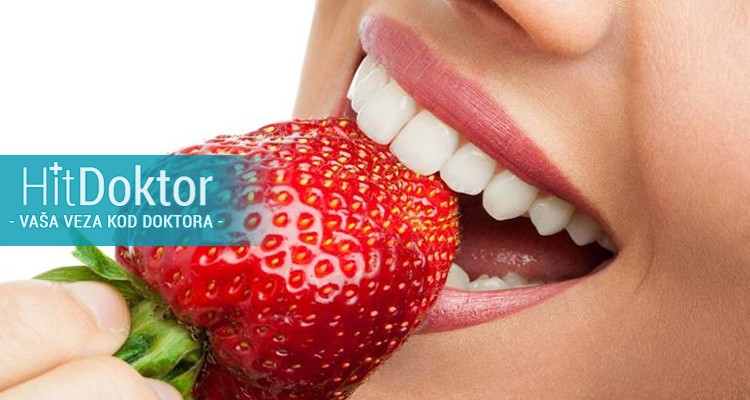 Poliranje i fluorizacija zuba u stomatološkoj ordinaciji po HITdoktor ceni 600 rsd