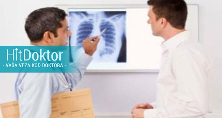 Pregled pulmologa sa spirometrijom u poliklinici Bonadea po hitceni od 3500 rsd