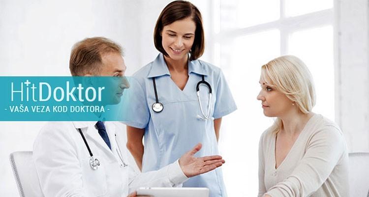 Prošireni ginekološki paket (ginekološki pregled, ultrazvuk, papanicolau test sa VS, kolposkopija, ultrazvuk dojki) po hit ceni za samo 2900 dinara!