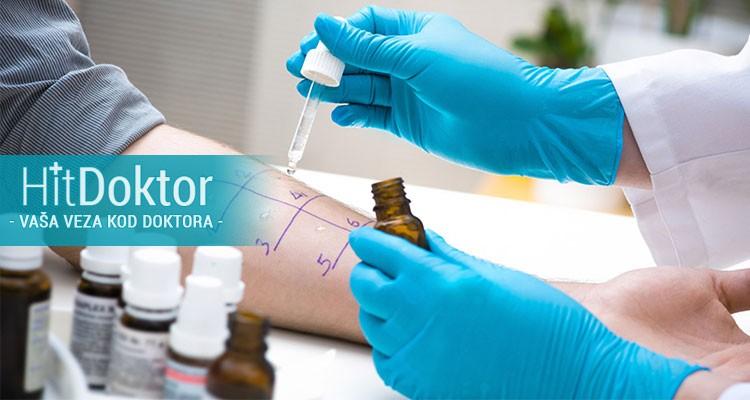 Samo 3700 rsd za alergološki testove sa standardnim inhalacionim i nutritivnim alergenima
