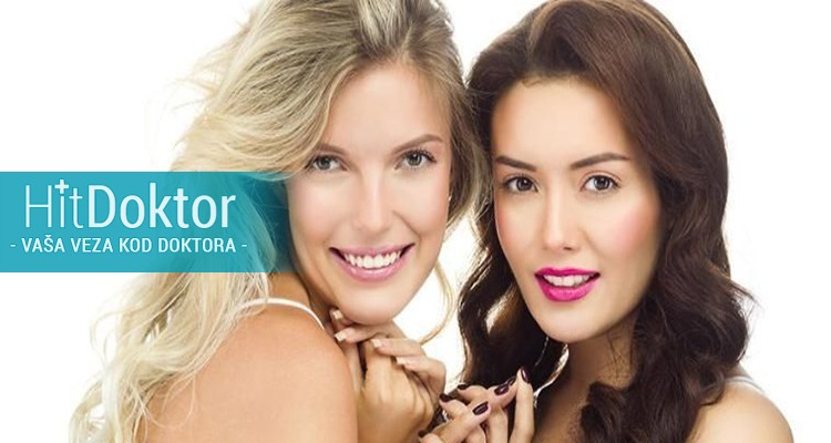 Trajno izbeljivanje zuba u stomatološkoj ordinaciji po HITdoktor ceni 2200 rsd
