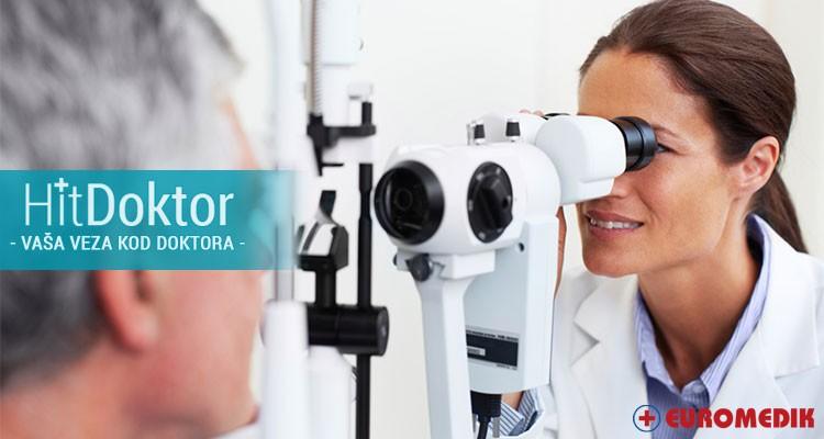 oftamološki pregled, oftamološki pregled popusti, euromedik popusti, preventivni oftamološki pregled, zdravlje hit doktor, zdravlje popusti