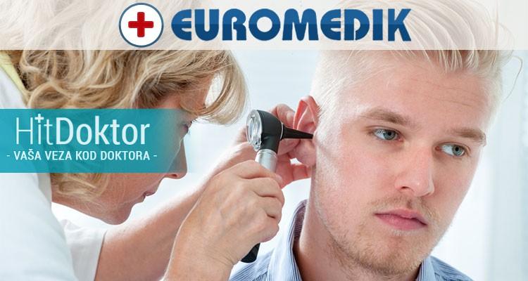 orl pregled, orl pregled specijaliste, orl pregled euromedik, orl pregled u euromediku, orl pregled popusti