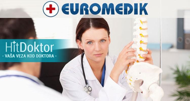 pregled fizijatra, pregled fizijatra u euromediku, pregled lekara specijaliste fizitra, pregled fizijatra popusti, popusti hit doktor, zdravlje popusti